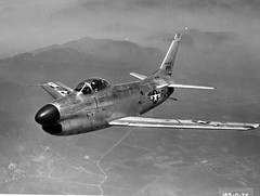 North American F-86D-1 second aircraft (San Diego Air & Space Museum Archives) Tags: aircraft f86d northamericansabre