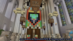 2015-05-22_22.56.55 copia (Minecrafteate) Tags: building castle medieval videogames gaming gamer castillos construcciones minecraft