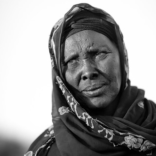 Borana Tribe Woman, Marsabit District, Marsabit, Kenya