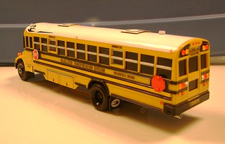 MACALLISTER POWER SYSTEMS INDIANA STOCK SCHOOL BUS