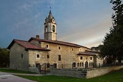 Revisitando Santa María de Latas (noldor12) Tags: spain iglesia amanecer cantabria loredo ribamontánalmar tamron1750f28vc canoneos600d santamaríadelatas