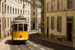 Lissabon - Straßenbahn 28