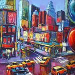 1084 - 7ème Avenue sur Broadway - 100x100