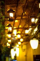 Hoian's Night (Manhhailua) Tags: light lamp hoian danang oillamps
