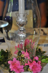 5-10-15 - Mother's Day lunch - table decoration (jennymunro) Tags: flowers nc brevard tabledecor jennymunro innatbrevard