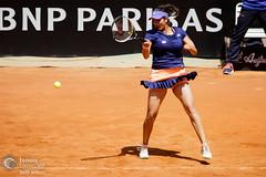 Rome: Women's Doubles Final