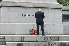 Img557627nx2 (veryamateurish) Tags: singapore remembranceday armisticeday wreathlaying cenotaph padang connaughtdrive singaporecricketclub