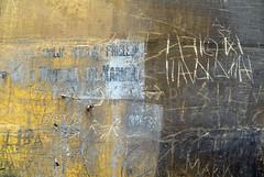 Scribble on a wall in Valletta, Malta (thorrisig) Tags: 31102016 valletta nærmynd veggjakrot veggur thorrisig thorfinnursigurgeirsson thorri þorrisig thorfinnur þorri þorfinnur þorfinnursigurgeirsson sigurgeirsson sigurgeirssonþorfinnur dorres scribble wall closeup graffity
