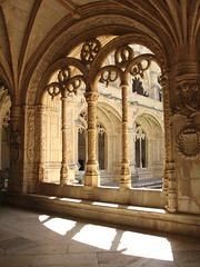 Claustro do Mosteiro dos Jernimos (kpmst7) Tags: 2016 eurasia europe portugal lisbon lisboa iberia westerneurope southerneurope monastery catholic courtyard belm unesco nationalcapital interior cloister