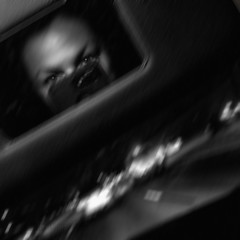It's all a Blur, baby Blur... (MacroMarcie) Tags: iphone7 iphone7plus screen repair replacement applecare square selfie freeway applestore selfportrait macromarcie me blur