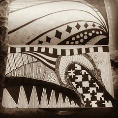 Zentangle 23 (jennyfercervantes-ng) Tags: zenspirationzentangle zendoodle zentangleartzentanglefigures art illustration artistsketch pen artsy masterpieceartoftheday colored inkdrawingmoleskine sharpiepens sharpiesunipin coloringpage coloringbookphcoloringpageforadults coloringpagephziabyjenny
