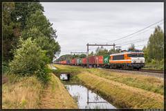 06-10-16 Locon 9906 + Bentheim-shuttle, Deurningen (Julian de Bondt) Tags: locon lc 9900 1600 deurningen bentheimshuttle