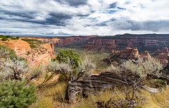Colorado National Monument (bigvern) Tags: bigvern canon 7dii colorado national monument landscape grand junction panorama clouds