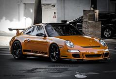Porsche 911 GT3 RS (997). Puerto Bans (Nash FRosso) Tags: agera aventador awesome banus california fast gallardo jackts lamborghini marrusia nature pagani camaro beautiful mclaren monaco vivasaab ferrari zonda special supercar supercars murcielago continental shoty slr sunset ss sp sport spyder rs best rolls koenisegg photoshot gorgeous 1100d woderful f40 f50 gt3 gt 300kmh canon lp560 lp700 luxury bentley couple nice b7 599 458 911 991 worldcars voiture vhicule voituredecourse courseautomobile voituredesport extrieur ignacio armenteros porsche 997 puerto spotted nikon