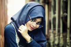 DSC_0842 (Kelink Photography) Tags: model modelling personal portrait beauty cute smile hijab moslem jakarta