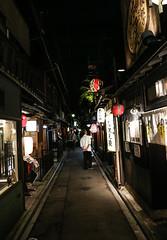 IMG_1074 (Jeff Amador) Tags: kyoto japan pontocho street night
