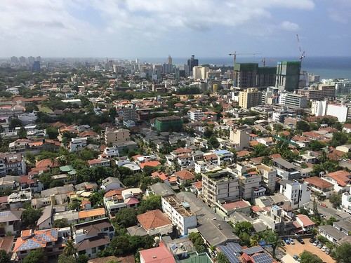 Colombo, Sri Lanka, September 2016