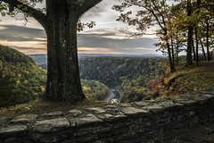 Letchworth State Park (Christy Hibsch ( Christy's Creations on Facebook )) Tags: letchworth statepark wny autumn geneseeriver wyomingcounty newyorkstate fallfoilage