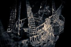 The spooky #Ghostship - a #Halloween #Shot (graser.robert) Tags: spooky ghost ship ghostship halloween harror spider web spiderweb dark black grusel geisterschiff nikon d7100 tamron makro macro frightful makromondays macromondays frighful robertgraser 90mm f2 8 f 28 f28 900 mm