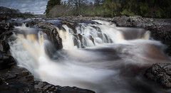 Seclusion (Justin Cameron) Tags: lee canonef1635mmf4lisusm teesdale water ndfilter le canon5dmkiii canon rocks neutraldensity rivertees waterfall river lowforce countydurham longexposure leelittlestopper