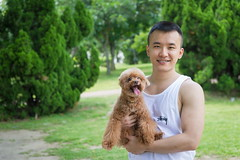20160624-140 (RuMax 2010) Tags: 20160624 寵物寫真 cocha 紅貴賓 攝影推薦 寵物拍照 rumax