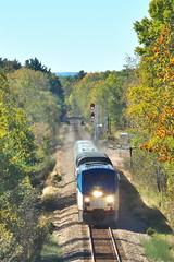 Late in Autumn (tom_bu) Tags: trains saratoga