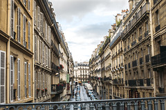 Streets of Paris (ManonOfTheSprings) Tags: paris parisian french france streets streetphotography architecture buildings autumn autumninparis rainy canon5dmarkiv 50mm12