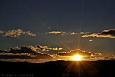 Sabadell, 06 novembre 2016, 17:30 (Explore, Nov 06, 2016) (Perikolo) Tags: sol sun posta puesta capvespre atardecer sunset núvols nubes clouds sabadell