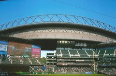 Safeco Field Home of the Seattle Mariners (trainphotoz) Tags: safecofield seattlemariners bostonredsox redsox mariners baseball ballpark