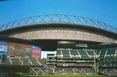 Safeco Field Home of the Seattle Mariners (trainphotoz) Tags: safecofield seattlemariners bostonredsox redsox mariners baseball ballpark