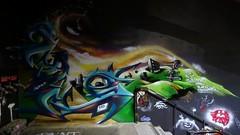 Paris 75013 MG la Bomba Urban Art (descartes.marco) Tags: mglabomba parismglabombastreetart urbanartparis colorandcolors color parisstreetart lavomaticstreetartparis beautifulstreetart graffitiparisfrance