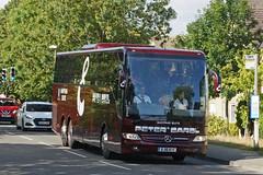 Peter Carol, Bristol - BJ16 KYE (peco59) Tags: bj16kye mercedesbenz mercedes tourismom tourismo mayfairsuite petercarol psv pcv
