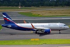"""N.Basov - Н.Ба́сов"" Aeroflot VP-BLL Airbus A320-214 cn/5572 @ EDDL / DUS 26-06-2016 (Nabil Molinari Photography) Tags: nbasovнба́сов aeroflot vpbll airbus a320214 cn5572 eddl dus 26062016"