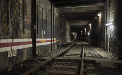 Did you try and whisper to the postman? (gabegabe336) Tags: berlin metro ubahn german germany underground track tracks rail rails tunnel raccord subterranean ue explore urbex urban urbanexploration urbanexploring urbanexplore europe