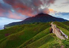 Final Glow (arwin.palac) Tags: chasinglight landscape landscapephotography glow mountain mountains canon5dmkii canon batanes batanesislove
