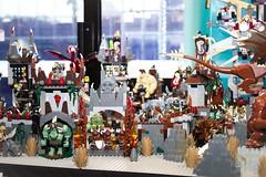 70 (Bricktastic) Tags: brickevents lego queenslandlegousergroup goldcoast afol moc
