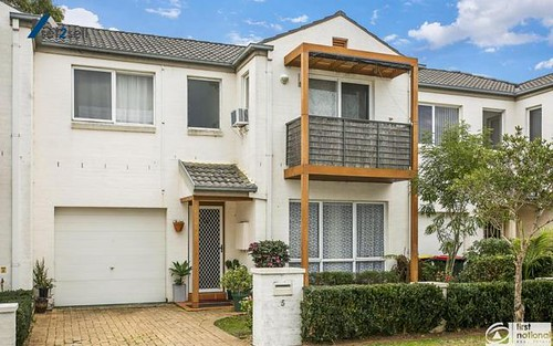 5 Kendell Street, Stanhope Gardens NSW 2768