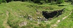Ruin av Lena borg frn 1200-talet i Kungslena 2010 (biketommy999) Tags: vstragtaland kungslena 2010 ruin kulturminne biketommy biketommy999 sverige sweden