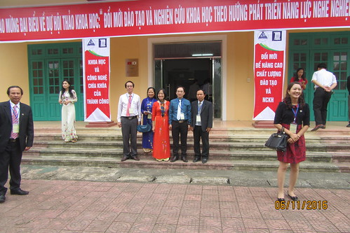 "Dự hội thảo CĐSP Lào Cai 2016 • <a style=""font-size:0.8em;"" href=""http://www.flickr.com/photos/145755462@N06/30676678380/"" target=""_blank"">View on Flickr</a>"