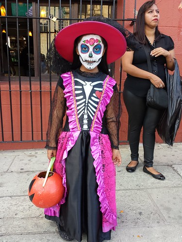Toten-Kostüm