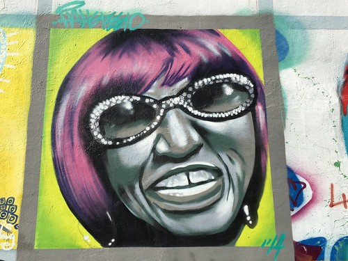 Celia Cruz Mural Calle Ocho Little Havana
