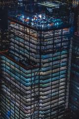 DSC_0840 (tausigmanova) Tags: panorama pano nikon d3300 manhattan new york city nyc urban skyline night nightphotoraphy world trade wtc freedomtower freedom tower oneworldobservatory longexposure
