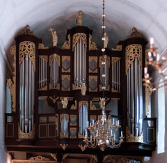 The Arp Schnitger Organ of St. Cosmae und Damianus Church, Stade, Germany (Philinflash) Tags: 2016 church churchinteriors europe germany organ orgel otherkeywords places stade