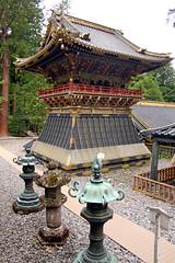 Nikko (Japan)  - Tsh-g shrine (Roby_BG) Tags: tempio shrine colors colori nikko unescoworldheritagesite unesco pagoda lanterne