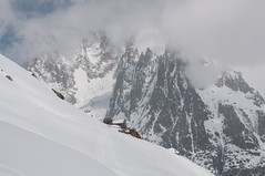 Monte Bianco (Valerio Seveso) Tags: montebianco montblanc neve inverno winter traversatadelmontebianco sciata rifugio valdaosta
