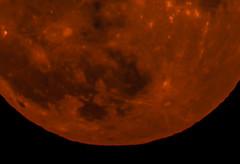 My Supermoon 11/14/2016 (Klaus Ficker --Landscape and Nature Photographer--) Tags: supermoon moon redmoon usa kentucky frankfort kentuckyphotography klausficker canon eos5dmarkiv sigma120300mm 600mm fullmoon roundmoon milfmoon closeup bigone