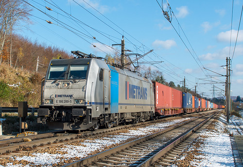 Metrans Containertrain