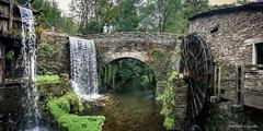 Museo de los Molinos de Mazonovo (Rafael Cejudo Martinez) Tags: taramundi panoramica molinos 2016 museodelosmolinos rio cascada principadodeasturias espaa