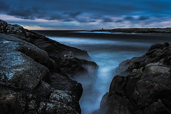 Stormy morning (explored) (strupert) Tags: cold westerncoast splash wet polarizer bigstopper leefilters longexposure sunrise morning storm seascape trndelag norway frya titran