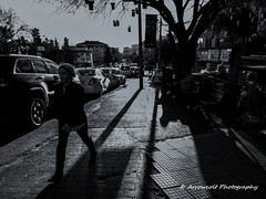 Street 212 (`ARroWCoLT) Tags: streetphotography sokak istanbul man walking phonecall people blackwhite bw art human arrowcolt monochrome nokia lumia 1020 bnwdemand bnwpeople bnw bnwstreet ishootpeople kadky perspective blackandwhite outdoor acbadem contralight sidewalk kaldrm mobiography